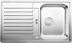 Кухонная мойка Blanco Classic Pro 45 S-IF InFino зеркальная полированная сталь 523661