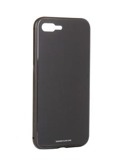 Чехол iBox для APPLE iPhone SE 2020 / iPhone 8 Plus Magnetic Black УТ000020802