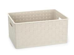 Корзина Curver Nuance Box M 18L Lined White 01772-C76-15