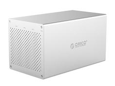 Контейнер для HDD Orico WS400U3 Silver