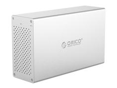 Контейнер для HDD Orico WS200U3 Silver