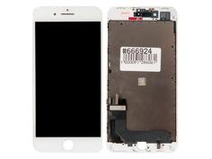 Дисплей RocknParts для APPLE iPhone 8 Plus Refurbished в сборе с тачскрином White 666924