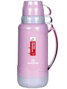 Термос Eurostek EVT-1803 1.8L Pink