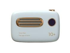 Внешний аккумулятор Xiaomi Power Bank Mi Mao-Xin T-37 Retro 10000mAh Blue New Выгодный набор + серт. 200Р!!!