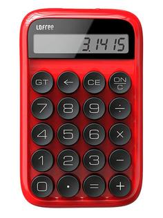 Калькулятор Lofree Digit Red