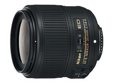 Объектив Nikon Nikkor AF-S 35 mm f/1.8G ED