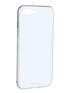 Чехол iBox для APPLE iPhone SE 2020 / iPhone 8 Plus Magnetic White УТ000020801