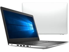Ноутбук Dell Inspiron 3585 White 3585-7126 (AMD Ryzen 3 2300U 2.0 GHz/4096Mb/128Gb SSD/DVD-RW/AMD Radeon Vega 6/Wi-Fi/Bluetooth/Cam/15.6/1366x768/Windows 10 Home 64-bit)