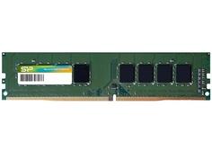 Модуль памяти Silicon Power DDR4 DIMM 2666Mhz PC-21300 CL19 - 4Gb SP004GBLFU266N02