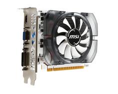 Видеокарта MSI GeForce GT 730 700Mhz PCI-E 2.0 2048Mb 1800Mhz 128 bit DVI HDMI HDCP N730-2GD3V2 Выгодный набор + серт. 200Р!!!