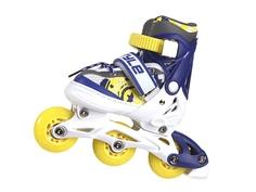 Коньки START UP Style р.XS 27-30 Blue-Yellow
