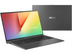 Ноутбук ASUS VivoBook X512JP-BQ168 Grey 90NB0QW3-M02310 (Intel Core i5-1035G1 1.0 GHz/8192Mb/512Gb SSD/nVidia GeForce MX330 2048Mb/Wi-Fi/Bluetooth/15.6/1920x1080/DOS)