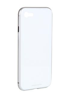 Чехол iBox для APPLE iPhone 8 Magnetic White УТ000020799