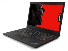 Ноутбук Lenovo ThinkPad L480 Black 20LS0024RT (Intel Core i5-8250U 1.6 GHz/4096Mb/500Gb/Intel HD Graphics/Wi-Fi/Bluetooth/Cam/14.0/1366x768/Windows 10 Pro 64-bit)