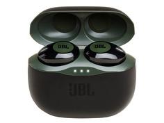 Наушники JBL Tune 120TWS Green JBLT120TWSGRN Выгодный набор + серт. 200Р!!!