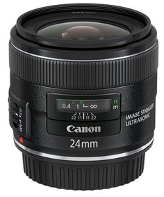 Объектив Canon EF 24 mm F/2.8 IS USM