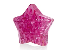 3D-пазл DIY House Магический кристалл Звезда 9007