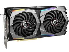 Видеокарта MSI GeForce RTX 2060 1695Mhz PCI-E 3.0 8192Mb 14000Mhz 256 bit HDMI 3xDP RTX 2060 SUPER GAMING X Выгодный набор + серт. 200Р!!!