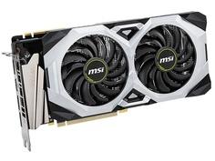 Видеокарта MSI GeForce RTX 2070 Super Ventus GP OC 1785MHz PCI-E 3.0 8192Mb 14000Mhz 256-bit DP HDMI