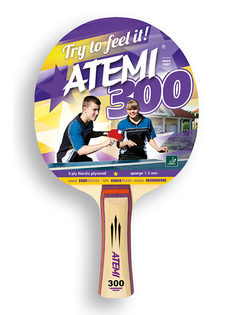 Ракетка для настольного тенниса Atemi 300CV