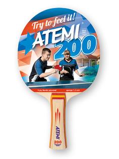 Ракетка для настольного тенниса Atemi 200AN