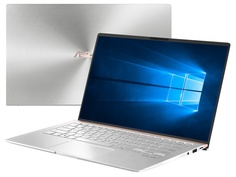 Ноутбук ASUS Zenbook UX433FLC-A5366R Silver 90NB0MP6-M07410 (Intel Core i7-10510U 1.8 GHz/16384Mb/1024Gb SSD/nVidia GeForce MX250 2048Mb/Wi-Fi/Bluetooth/Cam/14.0/1920x1080/Windows 10 Pro 64-bit)
