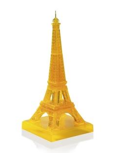 3D-пазл DIY House Магический кристалл Эйфелева башня на подставке со светом и музыкой 9035A