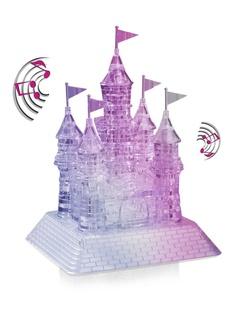 3D-пазл DIY House Магический кристалл Замок со светом и музыкой 9020A