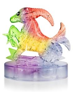 3D-пазл DIY House Магический кристалл Козерог со светом 9053A