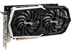 Видеокарта MSI GeForce GTX 1660 Ti 1500Mhz PCI-E 3.0 6144Mb 12000Mhz 192 bit 3xDP HDMI GTX 1660 Ti Armor 6G OC Выгодный набор + серт. 200Р!!!