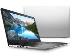 Ноутбук Dell Inspiron 3793 Silver 3793-8710 (Intel Core i3-1005G1 1.2 GHz/4096Mb/1000Gb/DVD-RW/Intel HD Graphics/Wi-Fi/Bluetooth/Cam/17.3/1920x1080/Windows 10 Home 64-bit)