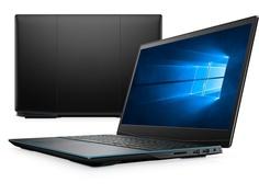 Ноутбук Dell G3 3590 Black G315-3379 (Intel Core i5-9300H 2.4 GHz/8192Mb/512Gb SSD/nVidia GeForce GTX 1650 4096Mb/Wi-Fi/Bluetooth/Cam/15.6/1920x1080/Windows 10 Home 64-bit)