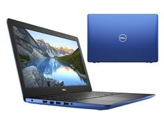 Ноутбук Dell Inspiron 3583 Blue 3583-8581 (Intel Pentium 5405U 2.3 GHz/4096Mb/128Gb SSD/Intel HD Graphics/Wi-Fi/Bluetooth/Cam/15.6/1920x1080/Linux)