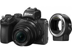 Фотоаппарат Nikon Z50 Kit 16-50mm F/3.5-6.3 DX VR + FTZ EN-EL25