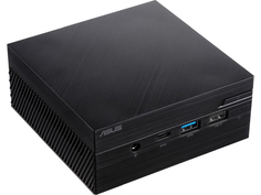 Настольный компьютер ASUS PN40-BC211ZV Black 90MS0181-M02110 (Intel Celeron N4100 1.1 GHz/4096Mb/32Gb SSD/Intel HD Graphics/Wi-Fi/Bluetooth/Windows 10 Pro 64-bit)