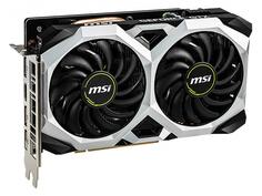 Видеокарта MSI GeForce GTX 1660 1830Mhz PCI-E 3.0 6144Mb 8000Mhz 192 bit 3xDP HDMI HDCP GTX 1660 VENTUS XS 6G OC / GTX 1660 VENTUS XS 6G OCV1 Выгодный набор + серт. 200Р!!!