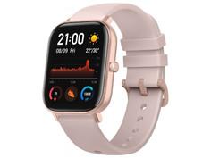 Умные часы Xiaomi Huami Amazfit GTS A1914 Rose Pink Выгодный набор + серт. 200Р!!!