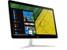 Моноблок Acer Aspire U27-885 Black-Silver DQ.BA7ER.001 (Intel Core i5-8250U 1.6 GHz/8192Mb/1000Gb/Intel HD Graphics/Wi-Fi/Bluetooth/27.0/1920x1080/Touchscreen/Windows 10 Home 64-bit)