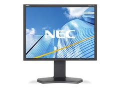 Монитор NEC MultiSync P212-BK Black