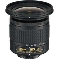 Объектив Nikon AF-P DX Nikkor 10-20 mm F/4.5-5.6 G VR