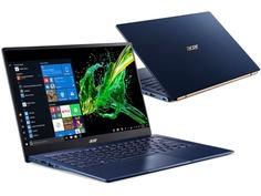 Ноутбук Acer Swift SF514-54GT-55L6 Blue NX.HU4ER.001 (Intel Core i5-1035G1 1.0 GHz/8192Mb/512Gb SSD/nVidia GeForce MX350 2048Mb/Wi-Fi/Bluetooth/Cam/14.0/1920x1080/Windows 10 Home 64-bit)