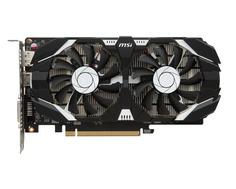 Видеокарта MSI GeForce GTX 1050 Ti 1341Mhz PCI-E 3.0 4096Mb 7008Mhz 128 bit DVI HDMI HDCP GTX 1050 TI 4GT OC Выгодный набор + серт. 200Р!!!