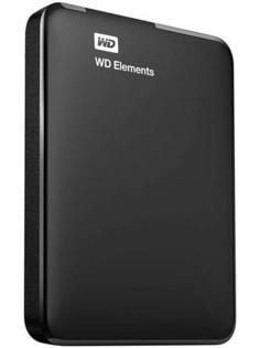 Жесткий диск Western Digital USB 3.0 4Tb Black WDBW8U0040BBK-EEUE WDC Выгодный набор + серт. 200Р!!!