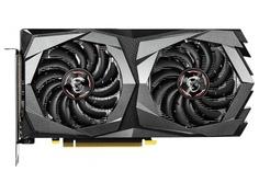Видеокарта MSI GeForce GTX 1650 GAMING X 1860Mhz PCI-E 3.0 4096Mb 8000Mhz 128 bit HDMI HDCP GTX 1650 GAMING X 4G Выгодный набор + серт. 200Р!!!
