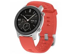 Умные часы Xiaomi Amazfit GTR 42mm A1910 Coral Red Выгодный набор + серт. 200Р!!!