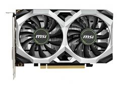 Видеокарта MSI GeForce GTX 1650 VENTUS XS 4G OC 1740Mhz PCI-E 3.0 4096Mb 8000Mhz 128 bit HDMI DVI-D HDCP GTX 1650 VENTUS XS 4G OC Выгодный набор + серт. 200Р!!!