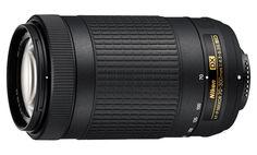 Объектив Nikon AF-P DX Nikkor 70-300 mm F/4.5-6.3G ED