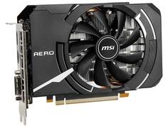 Видеокарта MSI GeForce GTX 1660 Super 1815Mhz PCI-E 3.0 6144Mb 14000Mhz 192 bit DP HDMI DVI HDCP GTX 1660 SUPER AERO ITX OC Выгодный набор + серт. 200Р!!!