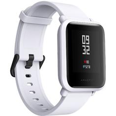 Умные часы Xiaomi Huami Amazfit Bip Gray / White Cloud & Strap White Выгодный набор + серт. 200Р!!!