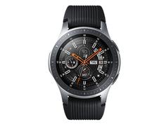 Умные часы Samsung Galaxy Watch 46mm Silver Steel SM-R800NZSASER Выгодный набор + серт. 200Р!!!